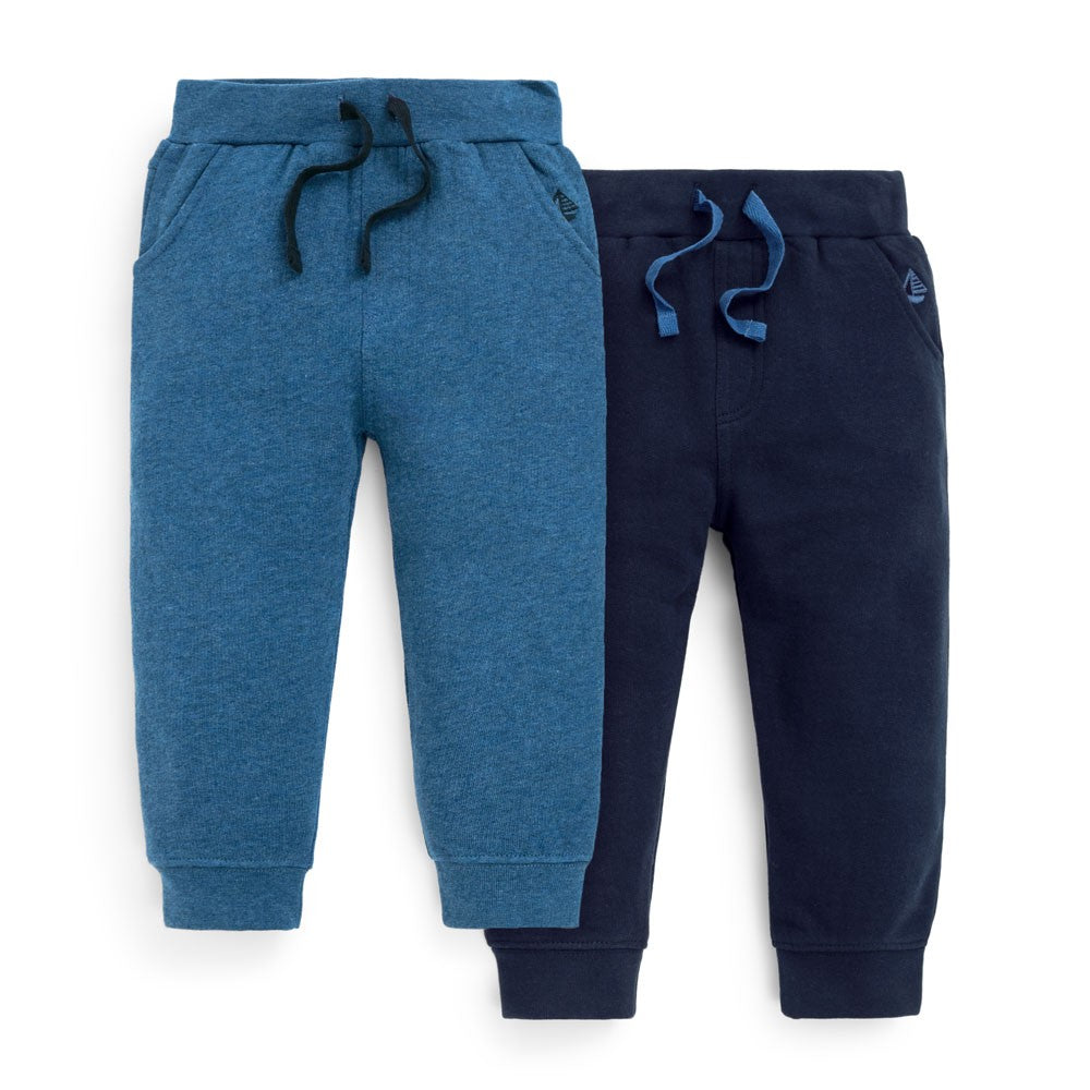 2-Pack Navy Sweatpants