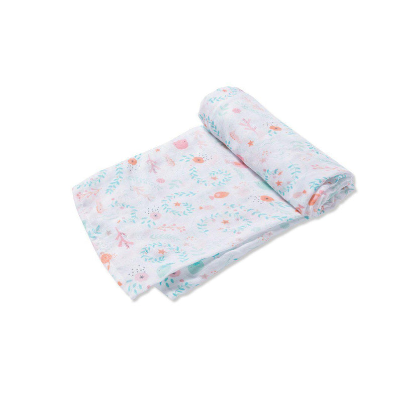 Angel Dear, Accessories,  Angel Dear Bamboo Swaddle Blanket