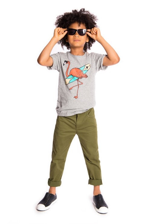 Appaman, Boy - Pants,  Appaman Skinny Twill Pant - Garden Green