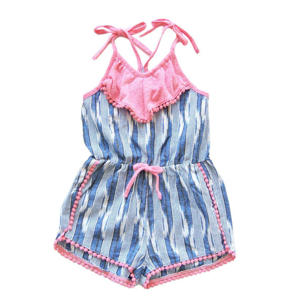 Miki Miette Aria Romper-Baby Girl Apparel - Rompers-Miki Miette-18M-Eden Lifestyle