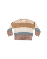 Rylee & Cru Multi Stripe Aspen Sweater