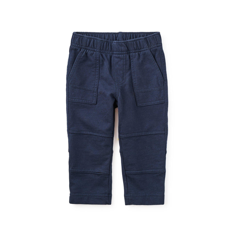 Tea, Pants,  Baby Knit Playwear Pants - Heritage