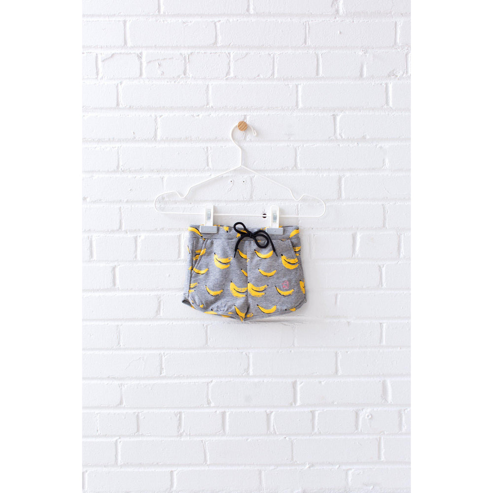Banana Shorts-Baby Boy Apparel - Shorts-Birdz-12M-Eden Lifestyle