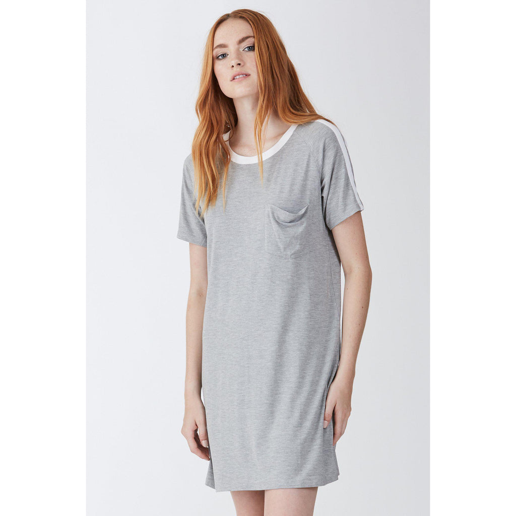5a7124f5b3 Megan T-Shirt Dress-Women - Dresses-Another Love-Small-Eden