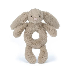 Jellycat Bashful Beige Bunny Grabber-Gifts - Stuffed Animals-Jellycat-Eden Lifestyle