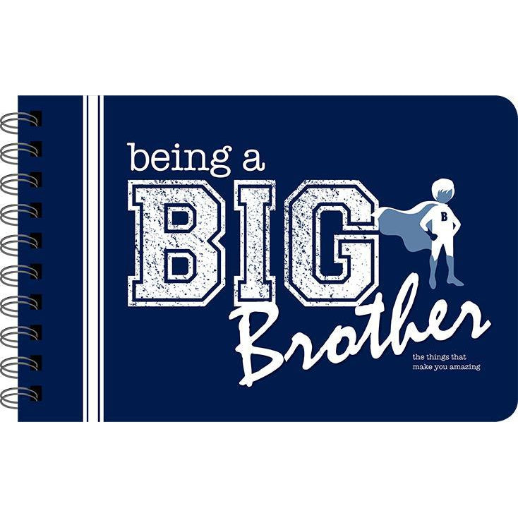Being a Big Brother-Books-Eden Lifestyle-Eden Lifestyle