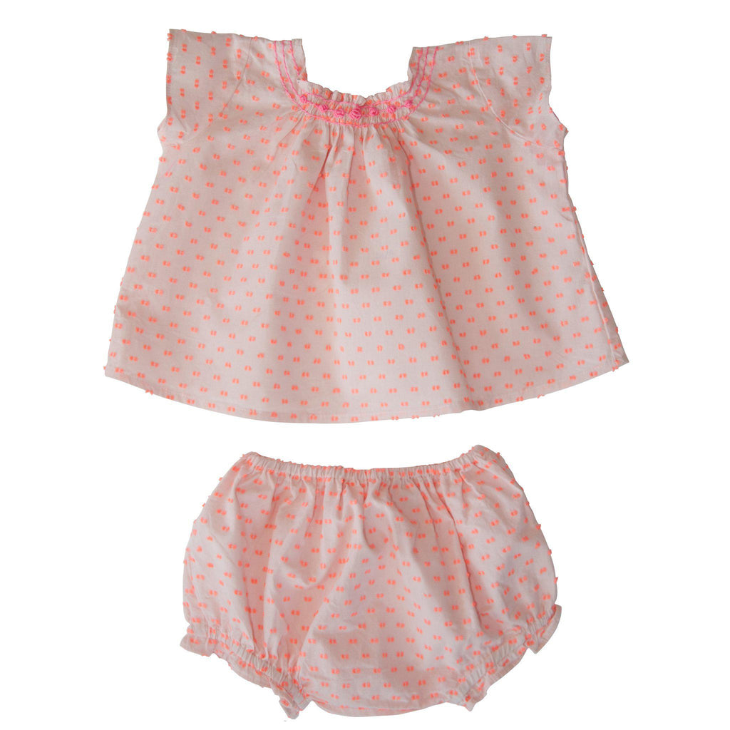 Birdie Set-Baby Girl Apparel - Outfit Sets-Everbloom-3M-Eden Lifestyle