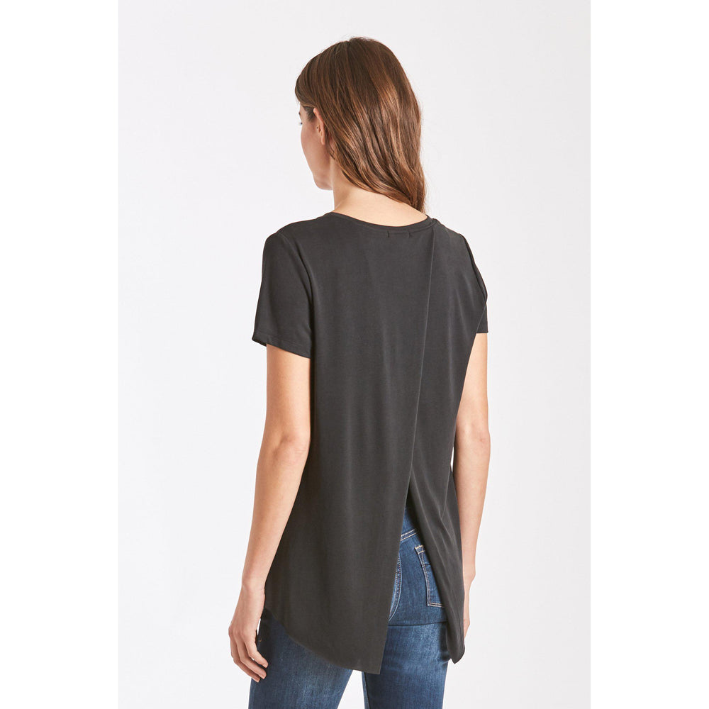 Another Love, Women - Shirts & Tops,  Paris Black Top
