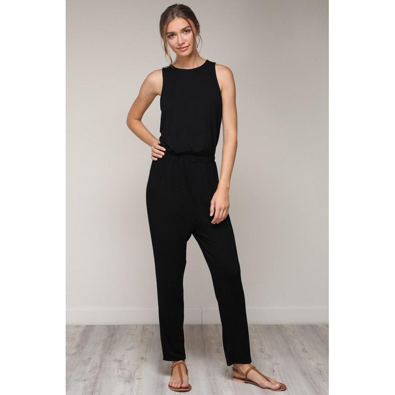 Vibes Romper - Black-Women - Rompers-Eden Lifestyle-Small-Eden Lifestyle