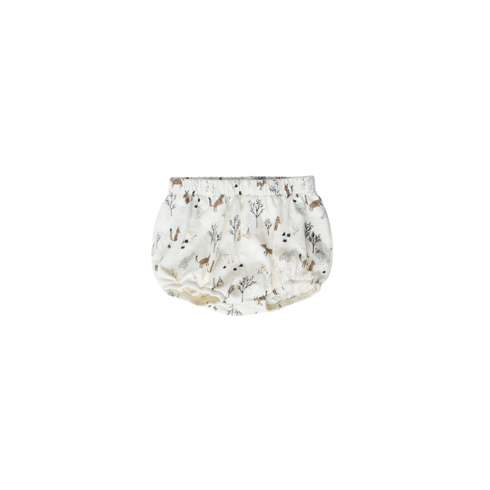 Rylee & Cru Fox Land Bloomer-Baby Girl Apparel - Bloomers-Rylee and Cru-3-6M-Eden Lifestyle