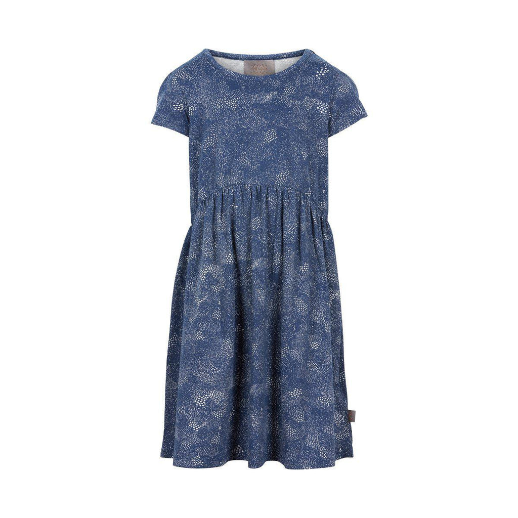Creamie, Dress,  Blue Cotton Dress