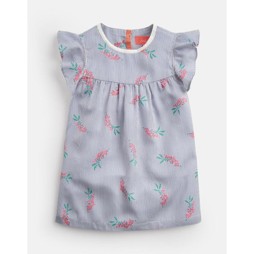 Joules VIOLET WOVEN FRILL TANK-Girl - Shirts & Tops-Joules-4-Eden Lifestyle