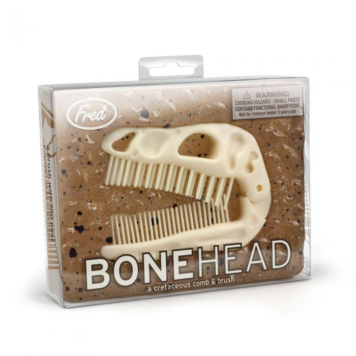 Fred & Friends, Accessories,  Bonehead Comb & Brush