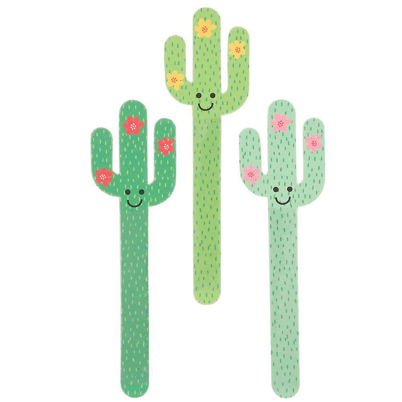 Cactus Nail File-Accessories - Other-Eden Lifestyle-Eden Lifestyle