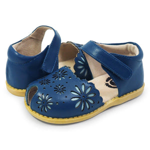Livie & Luca Carmen Ocean Blue-Shoes - Girl-Livie & Luca-4-Eden Lifestyle
