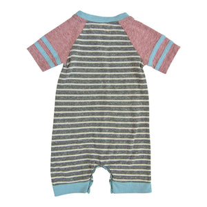 Miki Miette, Baby Boy Apparel - Rompers,  Casey Silverlake Romper