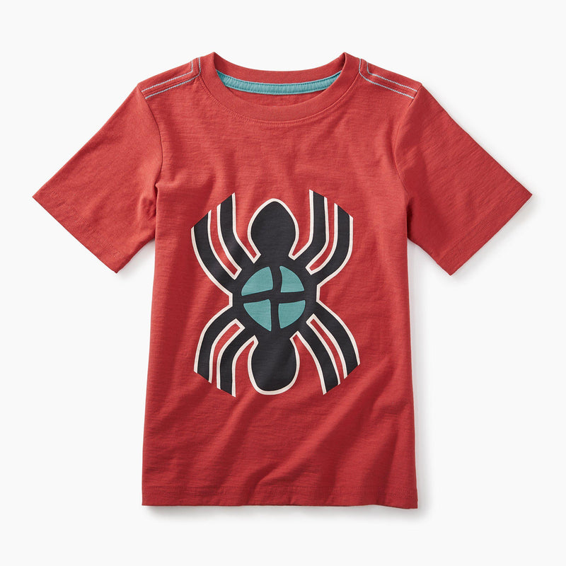 Tea, Tees,  Cherokee Water Spider Tee