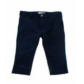 Chino Pants-Boy - Pants-Frenchie Couture-2T-Black-Eden Lifestyle