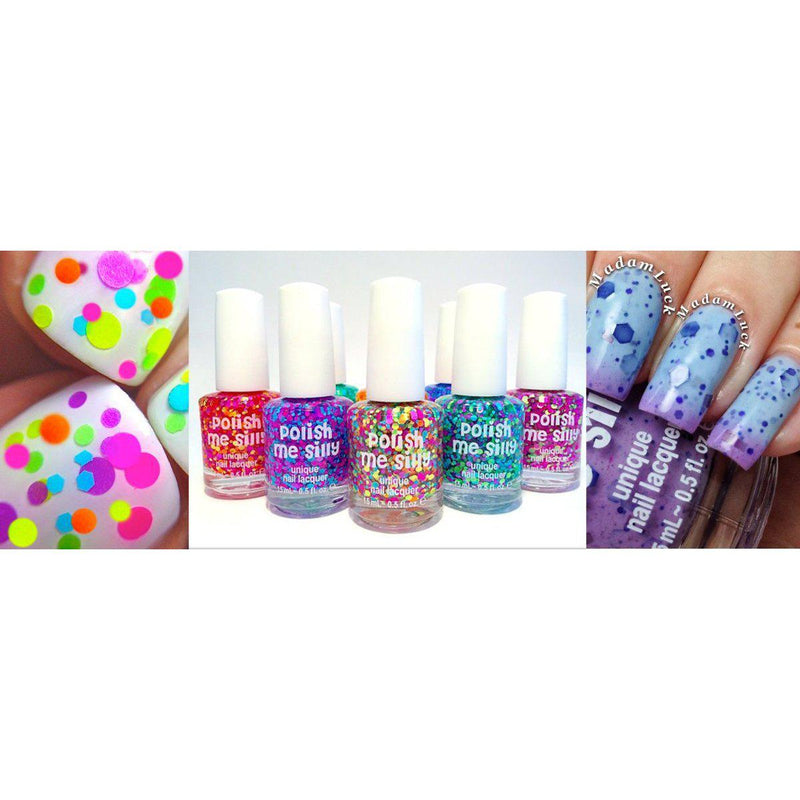 Polish Me Silly Glitter Polish-Gifts-Eden Lifestyle-Fun Zone-Eden Lifestyle