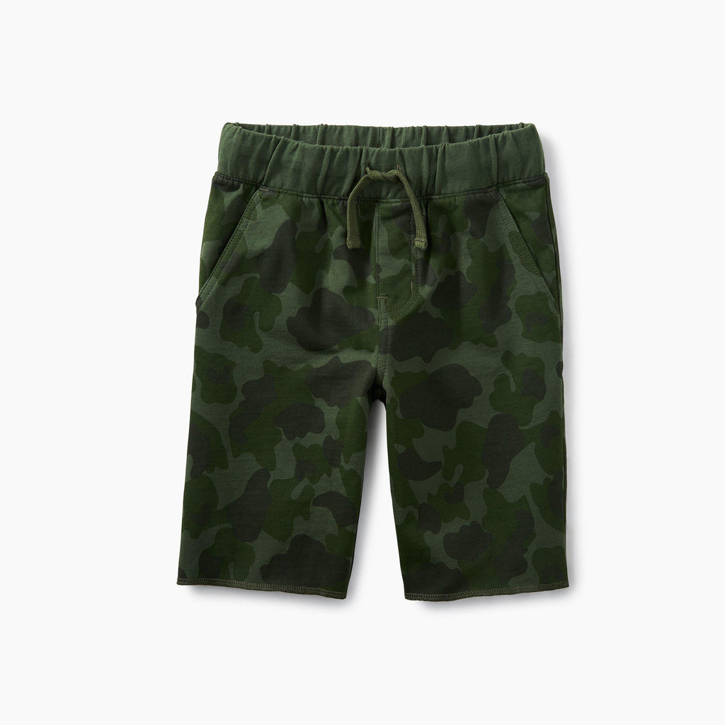 Tea, Shorts,  Cruiser Shorts - Tonal Camo