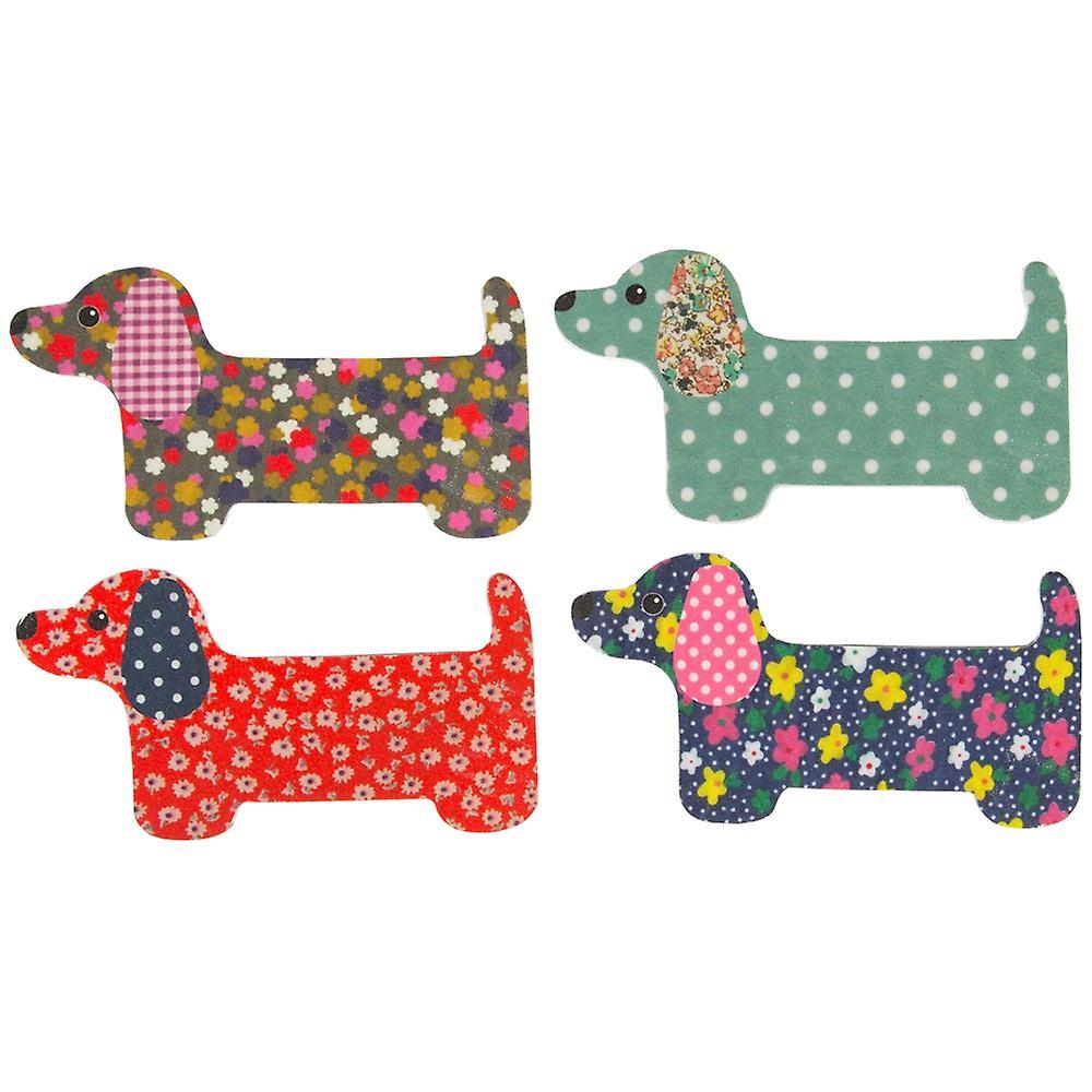 Dachsund Nail Files-Accessories-Eden Lifestyle-Eden Lifestyle