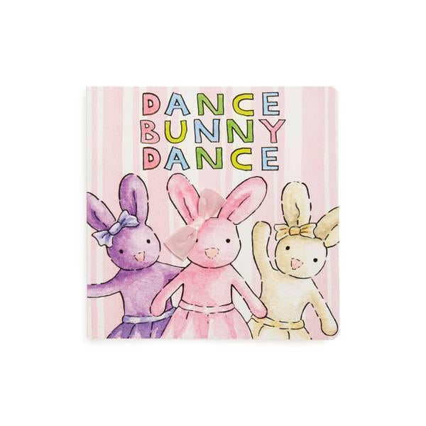 Jellycat, Book,  Dance Bunny Dance Book