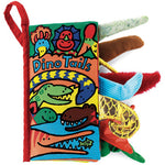 Jellycat Dino Tails Soft Book-Books-Jellycat-Eden Lifestyle