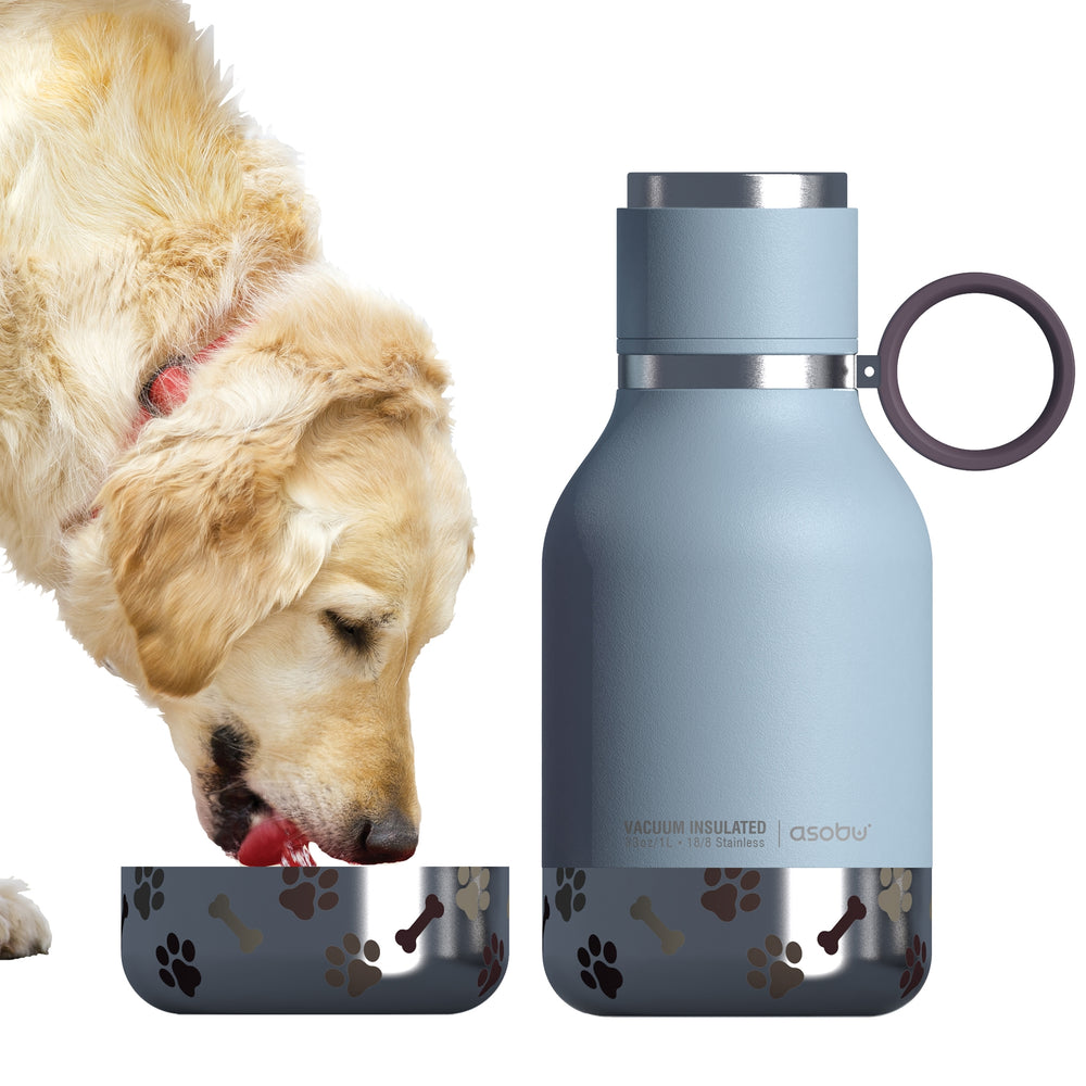 Asobu, Home - Pet,  Dog Bowl Water Bottle/Insulated