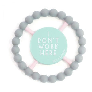 Bella Tunno Happy Teether-Baby - Teethers-Bella Tunno-I Dont Work Here-Eden Lifestyle