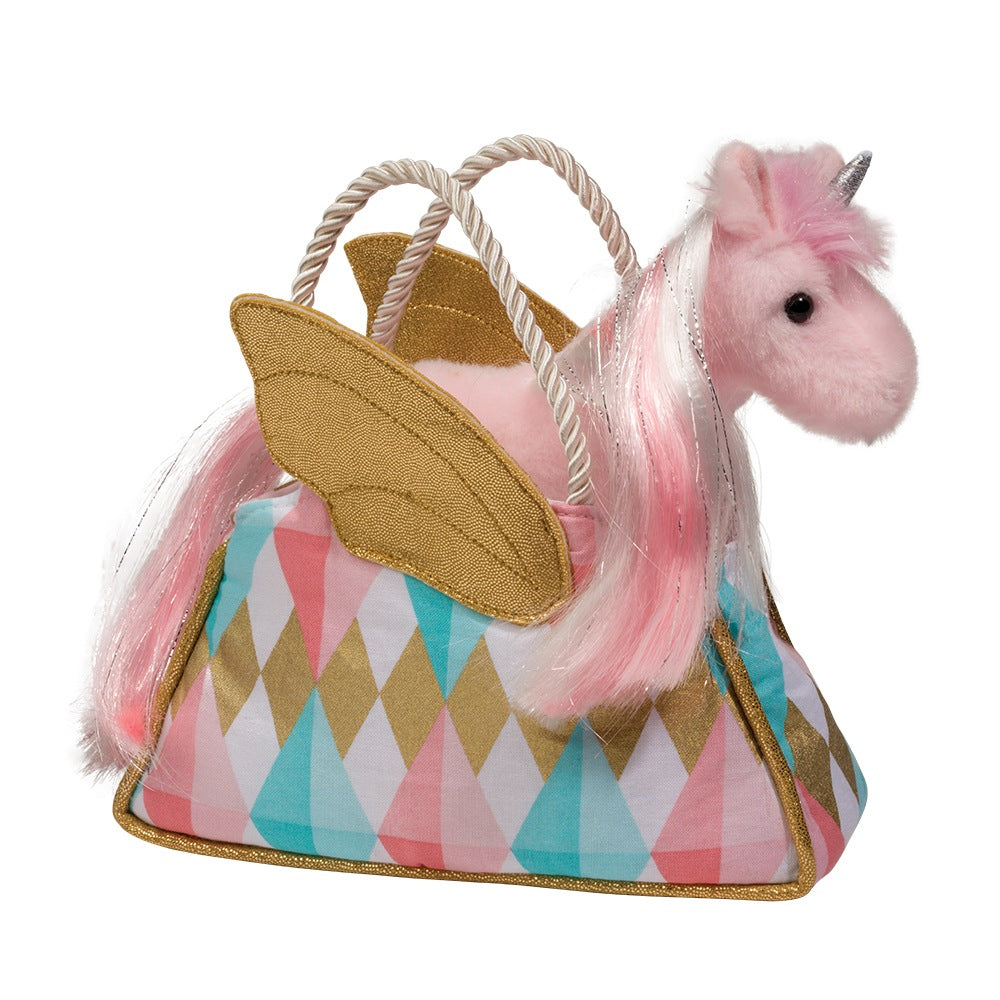 Glitter Fancy Purse with Pink Unicorn-Gifts - Kids Misc-Eden Lifestyle-Eden Lifestyle