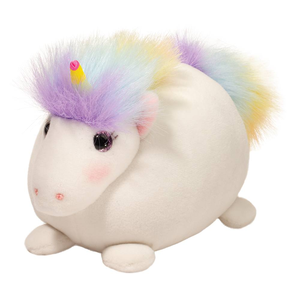 Rainbow Unicorn Macaroon-Gifts - Stuffed Animals-Eden Lifestyle Boutique-Eden Lifestyle