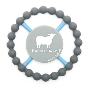 Bella Tunno Happy Teether-Baby - Teethers-Bella Tunno-Ewe Mad Bro-Eden Lifestyle