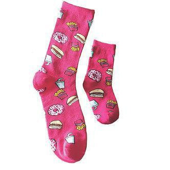 Mommy & Me Socks-Accessories - Socks-Piero Liventi-Woman: M, Kids: 1-2Y-Eden Lifestyle