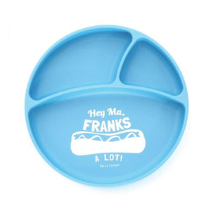 Bella Tunno Wonder Plate - hey Ma, Franks a Lot-Gifts-Bella Tunno-Eden Lifestyle