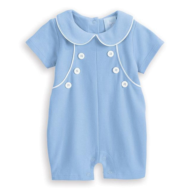 Finley Romper-Baby Boy Apparel - Rompers-Bella Bliss-3M-Eden Lifestyle