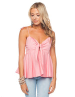 Eden Lifestyle, Women - Shirts & Tops,  Flamenco Coral Tank