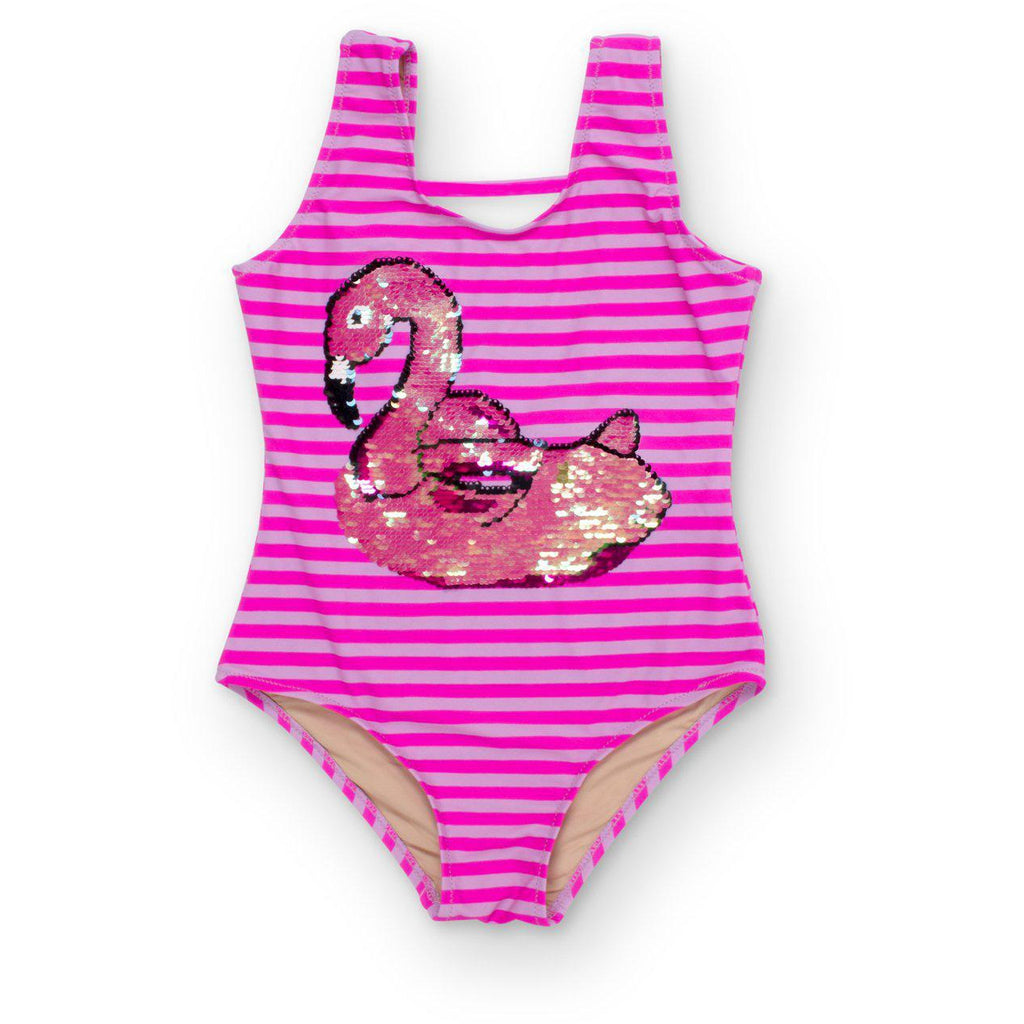 Magic Two-Way Sequins Pool Float Scoop Swimsuit-Girl - Swimwear-Shade Critters-3T-Eden Lifestyle