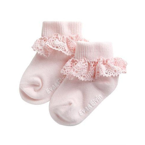 Image of Eden Lifestyle, Accessories, Eden Lifestyle, Frilly Socks