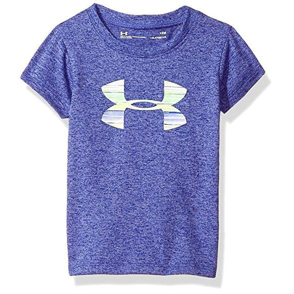 Under Armour, Tees,  Big Logo Tee - Constellation Girls