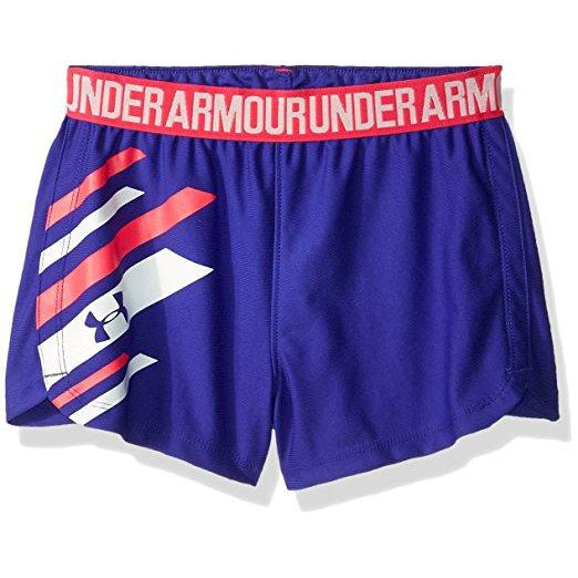 Graphic Play Up Shorts-Girl - Shorts-Under Armour-4-Eden Lifestyle