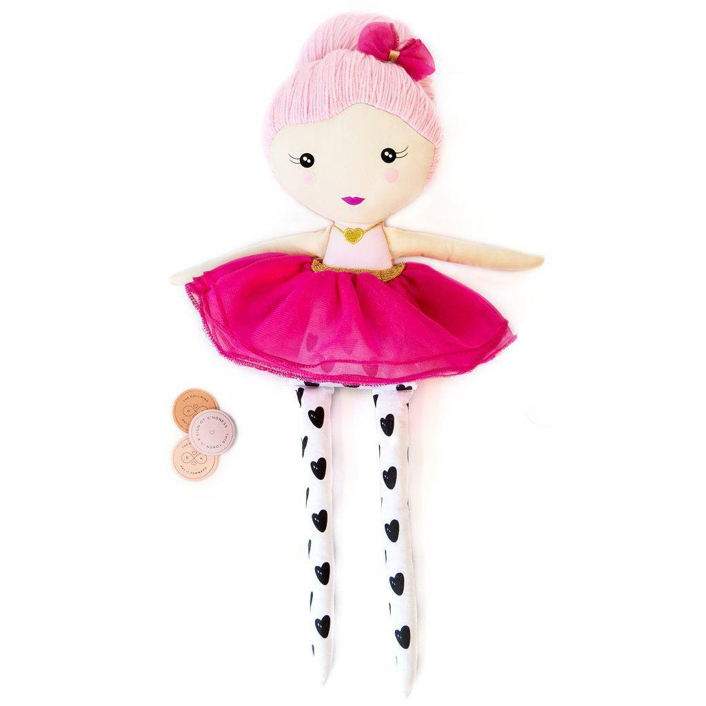The Grace Doll-Gifts - Kids Misc-Kind Culture-Eden Lifestyle