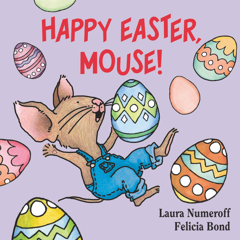 Harper Collins, Books,  Happy Easter, Mouse!