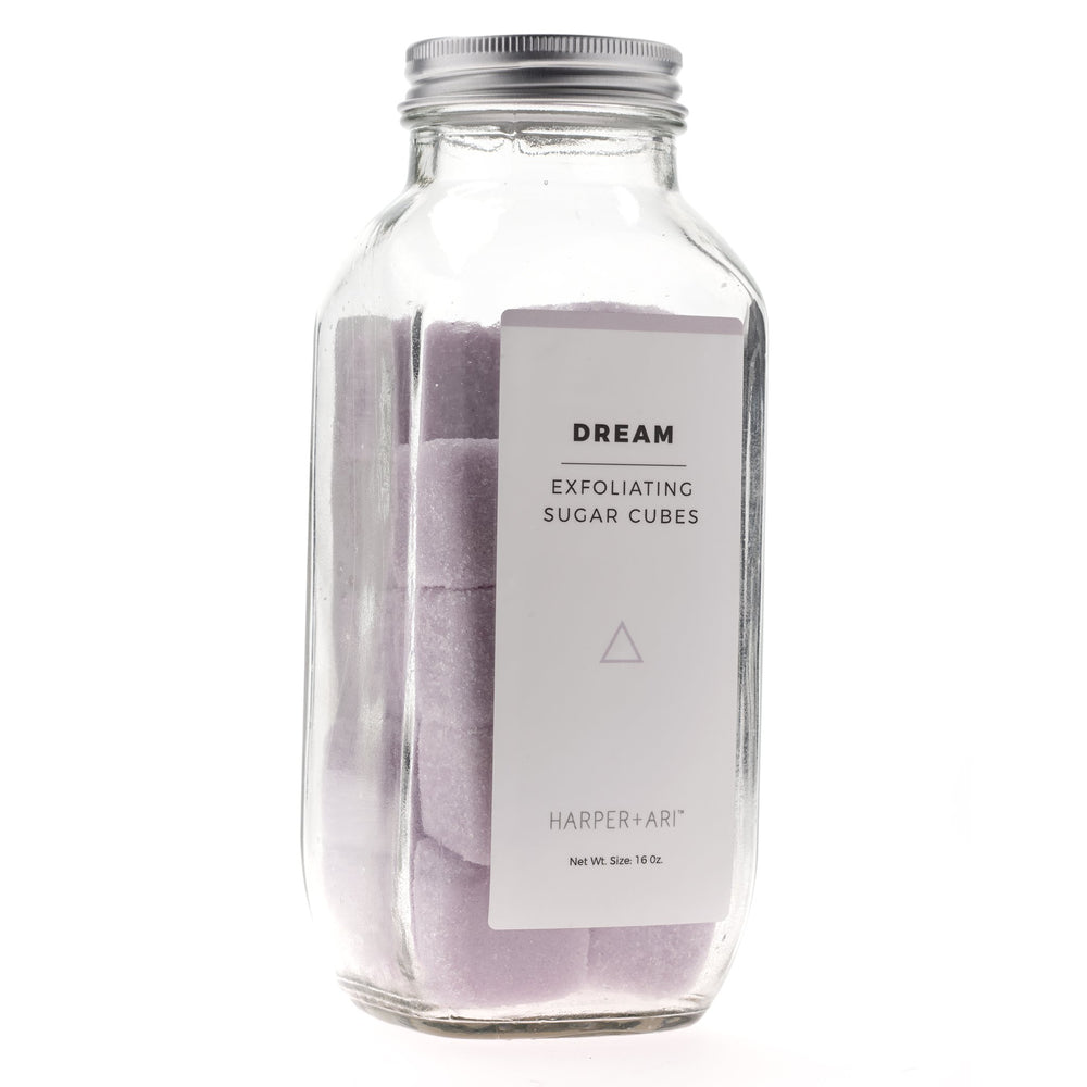 Harper + Ari, Gifts - Beauty & Wellness,  Harper + Ari - Exfoliating Sugar Cube Bottle - Dream