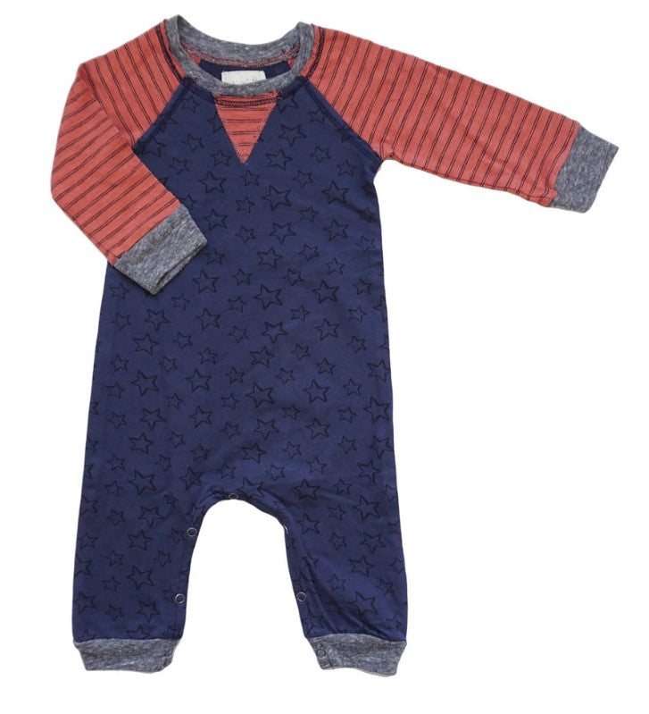 Miki Miette Henry Romper Recess