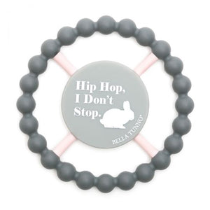 Bella Tunno Happy Teether-Baby - Teethers-Bella Tunno-Hip Hop I Dont Stop-Eden Lifestyle