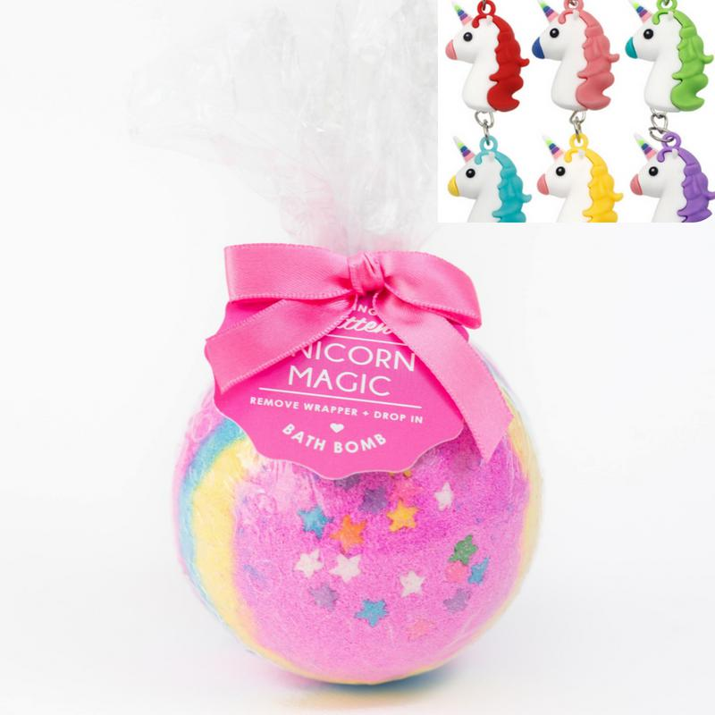 Feeling Smitten, Gifts - Bath Bombs,  Unicorn Magic Gifts - Bath Bombs