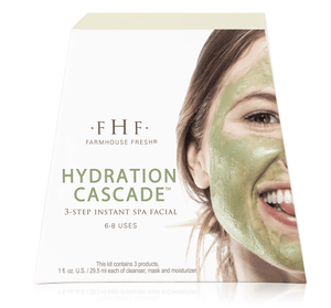 Farm House Fresh, Gifts - Beauty & Wellness,  Hydration Cascade™ 3-step Instant Spa Facial