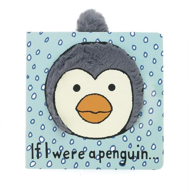 Jellycat If I were a Penguin Book-Book-Jellycat-Eden Lifestyle