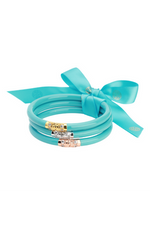 BuDhaGirl THREE KINGS ALL WEATHER BANGLES® (AWB®) - Turquoise - Eden Lifestyle