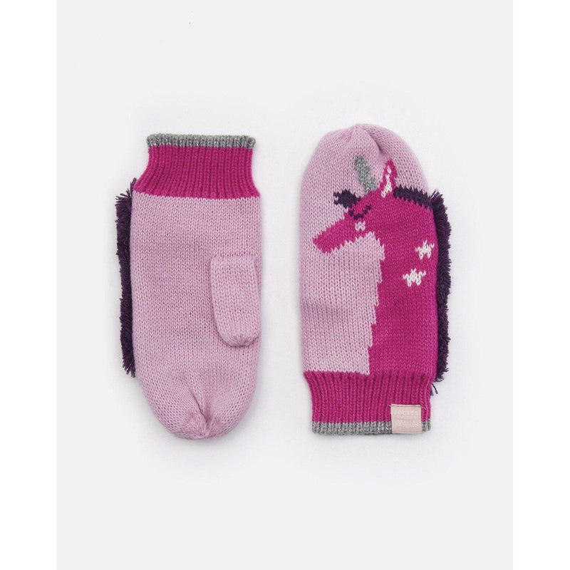 Joules Ivey Mittens